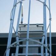Ortsfeste Leitern inkl. Steigschutz - Sachkunde - Montage & Prüfung
