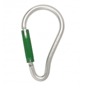Pear Shaped Scaffold Hook - Quicklock Karabiner